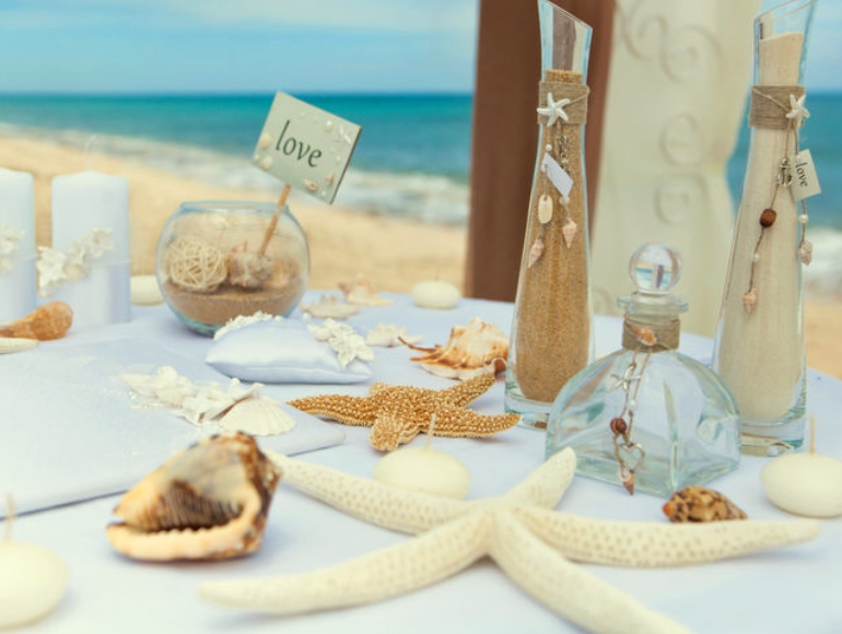 Beach wedding ideas you can DIY