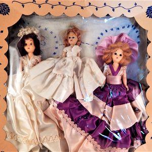 Wedding Dolls 7 1/2