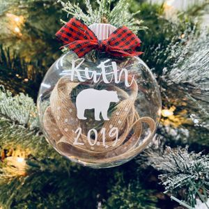 Christmas ornaments, personalized ornaments, name ornaments, gifts