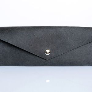Leather envelope style Eyeglass Cover