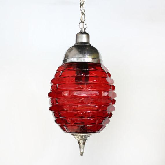 Art Deco style lamp shade
