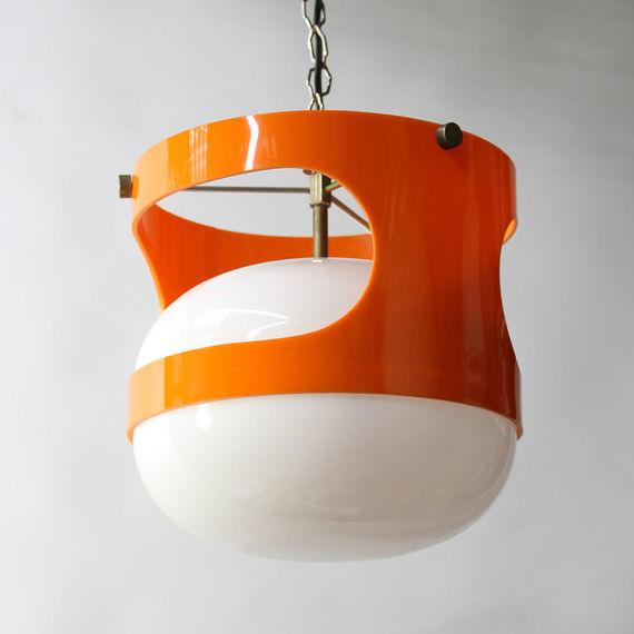 Reto 60s Cartel lamp shade (1964)